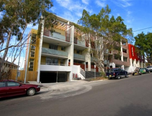 The Phoenix Apartments Gladesville